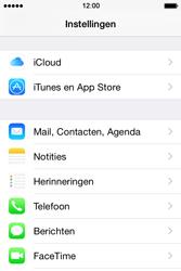 Apple iPhone 4s iOS 8 - E-mail - Handmatig instellen - Stap 3