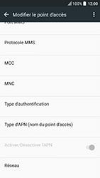 HTC U Play - Internet - Configuration manuelle - Étape 11