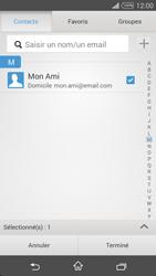 Sony Xpéria T3 - E-mails - Envoyer un e-mail - Étape 7
