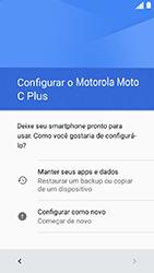 Motorola Moto C Plus - Primeiros passos - Como ativar seu aparelho - Etapa 6