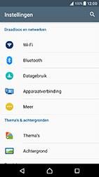 Sony F5321 Xperia X Compact - Android Nougat - Bellen - in het binnenland - Stap 4