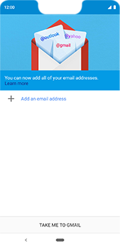 Google Pixel 3XL - Email - 032c. Email wizard - Outlook - Step 5