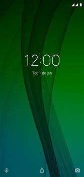 Motorola Moto G7 - Funções básicas - Como reiniciar o aparelho - Etapa 6