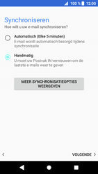 Sony Xperia XZ1 Compact (G8441) - E-mail - Account instellen (POP3 met SMTP-verificatie) - Stap 20