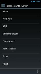 Acer Liquid S2 - Mms - Handmatig instellen - Stap 11