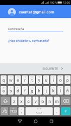 Huawei Y5 II - E-mail - Configurar Gmail - Paso 11