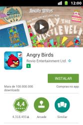Huawei U8667 - Aplicativos - Como baixar aplicativos - Etapa 17