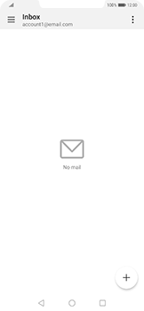 Huawei Mate 20 Pro - Email - Sending an email message - Step 3