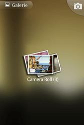 Samsung Galaxy Ace - Photos, vidéos, musique - Envoyer une photo via Bluetooth - Étape 4