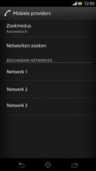 Sony LT30p Xperia T - Netwerk - gebruik in het buitenland - Stap 10