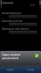 Nokia C7-00 - Netwerk - gebruik in het buitenland - Stap 13