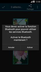 Bouygues Telecom Ultym 5 II - Photos, vidéos, musique - Envoyer une photo via Bluetooth - Étape 11