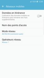 Samsung Samsung G925 Galaxy S6 Edge (Android M) - Réseau - Changer mode réseau - Étape 5