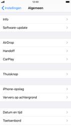 Apple iphone-6s-met-ios-13-model-a1688 - Software updaten - Update installeren - Stap 4
