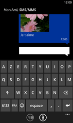 Nokia Lumia 925 - MMS - envoi d'images - Étape 12