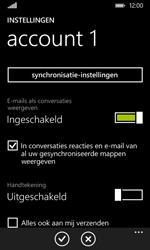 Nokia Lumia 530 (Type RM-1017) - E-mail - Instellingen KPNMail controleren - Stap 7