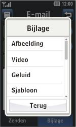 LG GD510 Pop - E-mail - E-mails verzenden - Stap 10