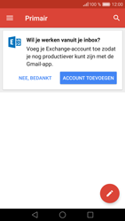 Huawei P9 Lite - E-mail - handmatig instellen (gmail) - Stap 6