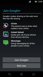 Sony LT30p Xperia T - Applications - Downloading applications - Step 10