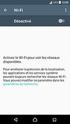 Sony Xperia X Performance (F8131) - Wi-Fi - Accéder au réseau Wi-Fi - Étape 5