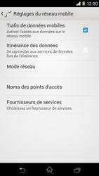 Sony Xperia M2 (D2303) - Internet - Configuration manuelle - Étape 7