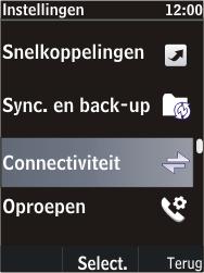 Nokia C2-05 - Bluetooth - Koppelen met ander apparaat - Stap 4