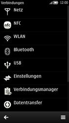 Nokia C7 - Internet - Internetverbindung - Manuelle Einstellung - Schritt 6