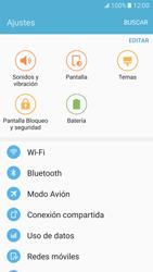 Samsung Galaxy S7 - Red - Seleccionar el tipo de red - Paso 4
