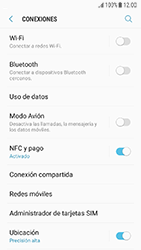 Samsung Galaxy J5 (2017) - Bluetooth - Conectar dispositivos a través de Bluetooth - Paso 5