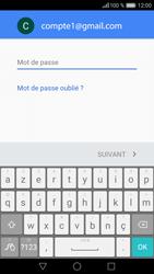 Huawei P9 Lite - E-mails - Ajouter ou modifier votre compte Gmail - Étape 11