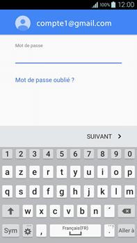 Samsung Galaxy Note 4 - E-mails - Ajouter ou modifier votre compte Gmail - Étape 11