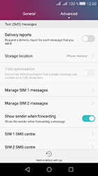 Huawei Y6 II Compact - SMS - Manual configuration - Step 5