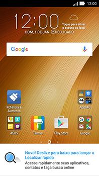 Asus Zenfone Go - Primeiros passos - Como ativar seu aparelho - Etapa 23