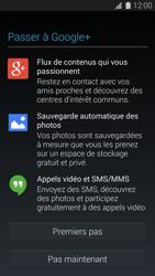 Samsung G900F Galaxy S5 - Applications - Créer un compte - Étape 19