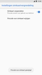 Nokia 8-singlesim-ta-1012-android-oreo - Beveiliging en ouderlijk toezicht - Hoe wijzig ik mijn SIM PIN-code - Stap 10