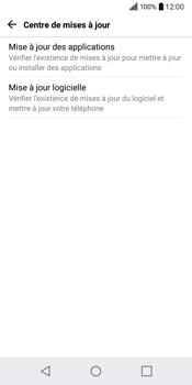 LG Q6 - Réseau - Installation de mises à jour - Étape 7