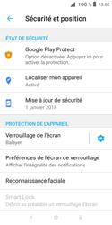 Alcatel 1X - Sécuriser votre mobile - Activer le code de verrouillage - Étape 5