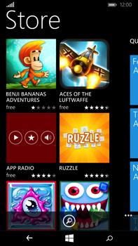 Microsoft Lumia 640 XL - Applications - MyProximus - Step 4