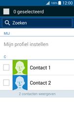 Samsung Galaxy Xcover 3 (SM-G388F) - Contacten en data - Contacten overzetten via Bluetooth - Stap 6