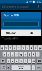 Samsung Galaxy Trend 2 Lite - Internet no telemóvel - Como configurar ligação à internet -  13