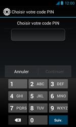 Bouygues Telecom Bs 402 - Sécuriser votre mobile - Activer le code de verrouillage - Étape 7