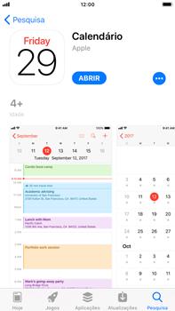 Apple iPhone 8 Plus - Aplicações - Como restaurar ou eliminar as aplicações nativas -  13