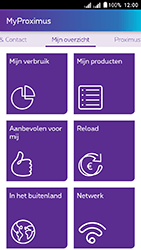 Acer Liquid Z6 Dual SIM - Applicaties - MyProximus - Stap 10