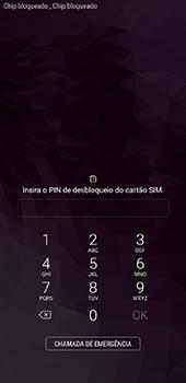 Samsung Galaxy J8 - Primeiros passos - Como ativar seu aparelho - Etapa 3