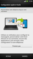 HTC One - Premiers pas - Créer un compte - Étape 5