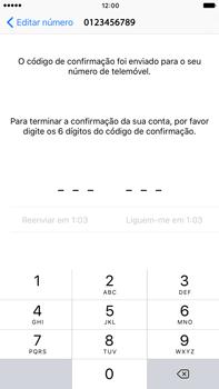 Apple iPhone 7 Plus - Aplicações - Como configurar o WhatsApp -  11