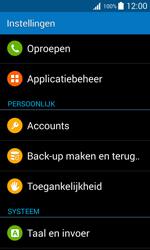 Samsung Galaxy Trend 2 Lite (SM-G318H) - Voicemail - Handmatig instellen - Stap 4
