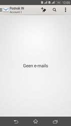 Sony Xperia E4g (E2003) - E-mail - Account instellen (POP3 met SMTP-verificatie) - Stap 20