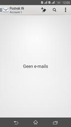 Sony E2003 Xperia E4 G - E-mail - Handmatig instellen - Stap 20