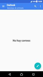 Sony Xperia XZ (F8331) - E-mail - Configurar Outlook.com - Paso 5